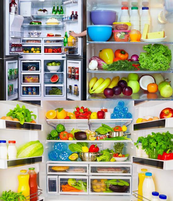 يقدم لكم موقع عالم الطبخ والجمال أسهل وأسرع طريقة لتنظيف الثلاجة في المنزل!
