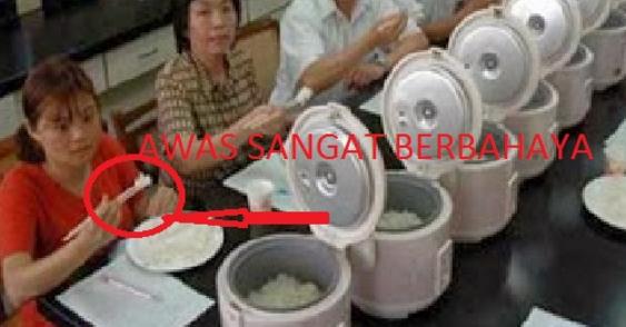 """Awas Ternyata Cara Ini Sangat Berbahaya """"Menyimpan Nasi Lebih dari 1 Hari dalam Rice Cooker"""" Berikut Penjelasannya..."""