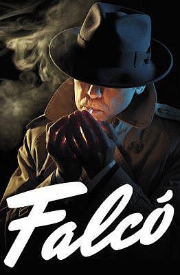 Falcó - Detalle de la portada