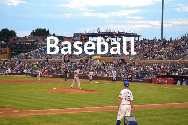 stade de baseball Durham USA