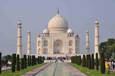 Famous Tourist Spots Of India