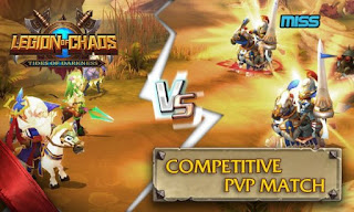 LEGION OF CHAOS Apk v1.0.26 Mod (God Mod/50x Damage/Instant Win)