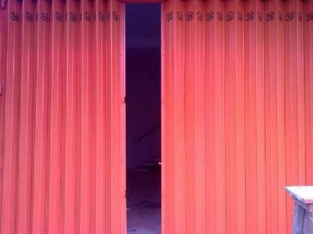 spesialis fabrikasi pintu harmonika Purwakarta