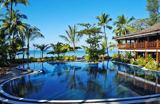 Sandoway Is A West Myanmar Beach Hotel And Resort