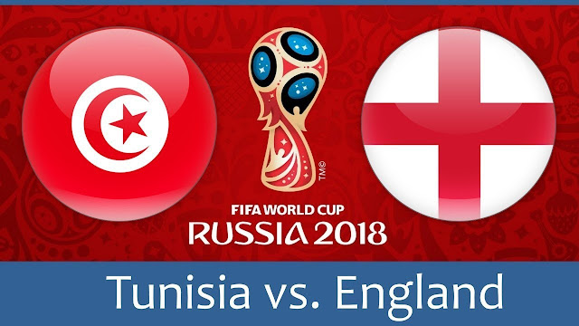 Tunisia vs England Full Match Replay 18 June 2018