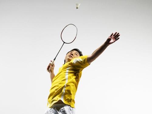Badminton dapat meninggikan badan