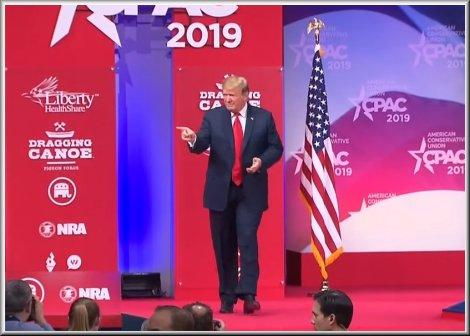 President Trump CPAC 2019