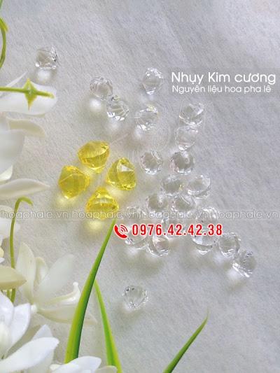 Nguyen lieu hoa pha le tai Pho Hue