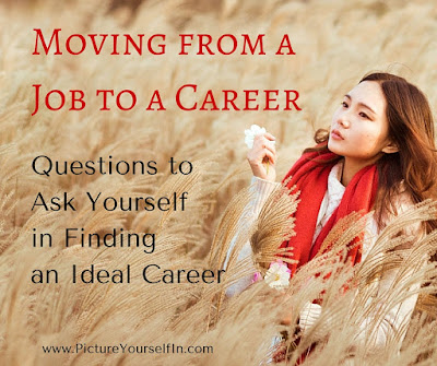 Moving from a Job to finding an Ideal Career