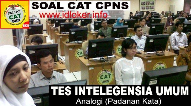 Contoh Soal CPNS 2018 Tes Intelegensia Umum (TIU)