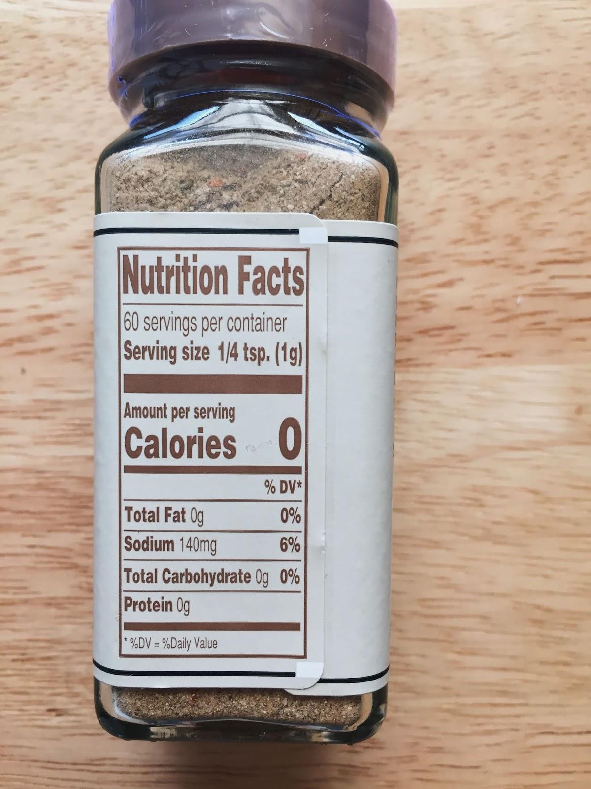 Trader Joe S Mushroom Company Multipurpose Umami Seasoning Blend