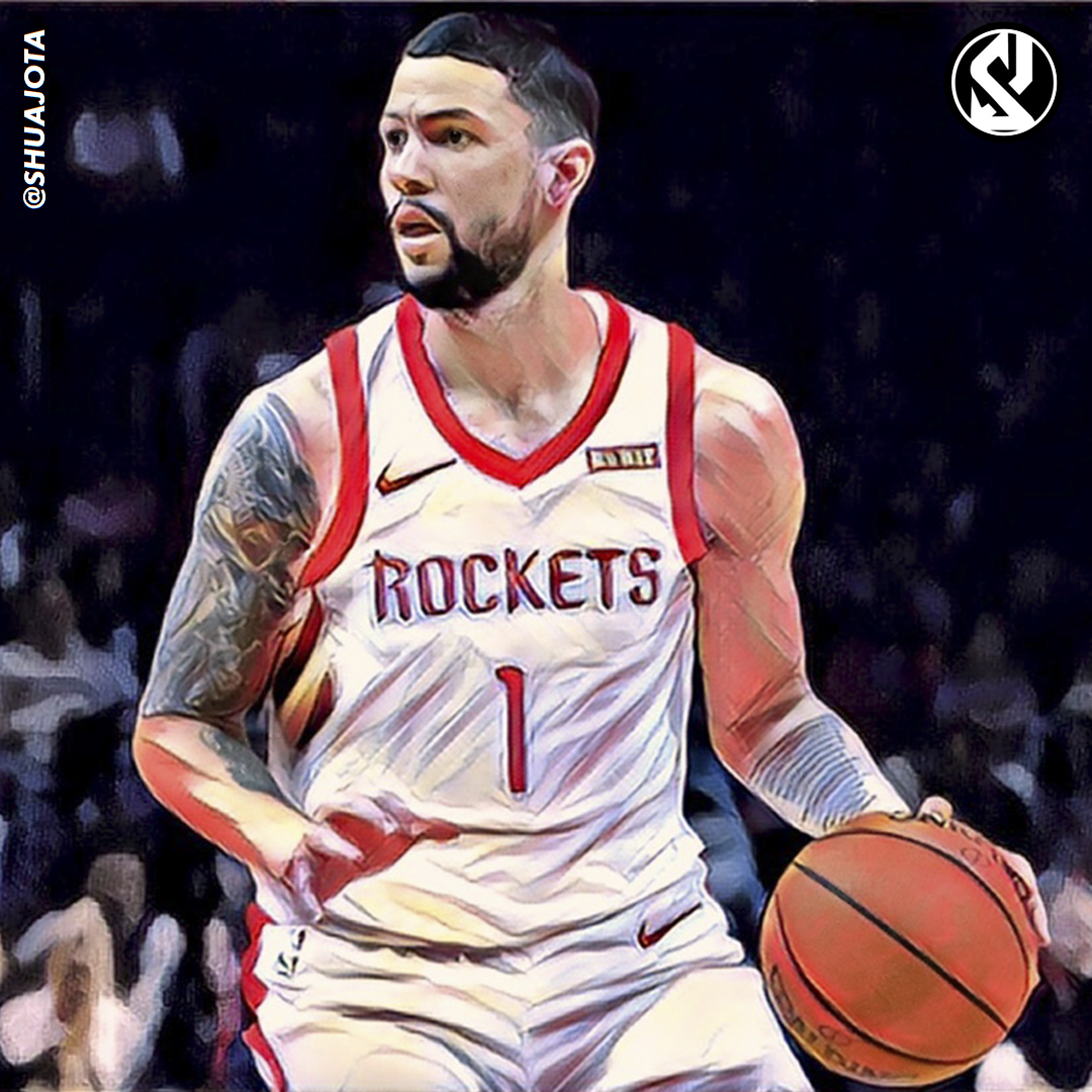 Houston Rockets Sign Guard Austin Rivers To A One Year Deal