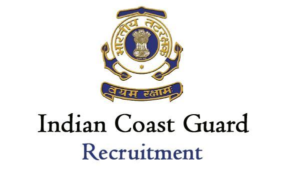 Indian Coast Guard Recruitment 2018