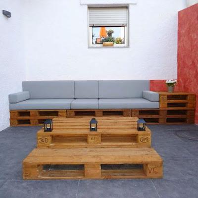 Pallet Nightstands Pallet Furniture