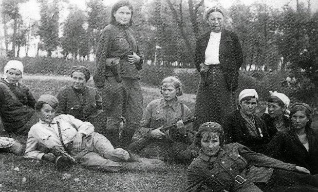Hace 100 años, un 8 de marzo, inicia la Revolución Rusa con las mujeres al frente