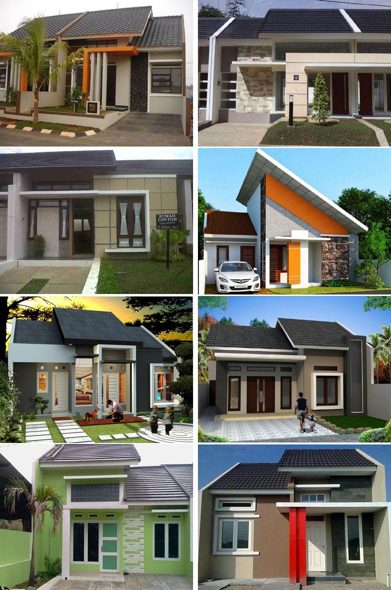 model rumah minimalis sederhana idaman 1 lantai