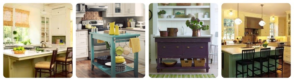 The Delectable Home 31 Days 21 Island Redo