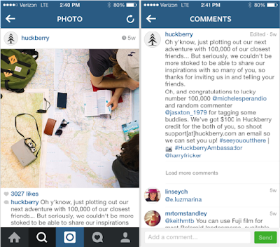 how to add clickable link in instagram profile