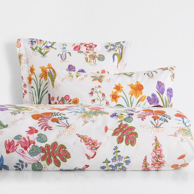 Zara Home y su maravillosa colección de sábanas-10