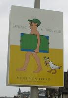 Les planches à Trouville