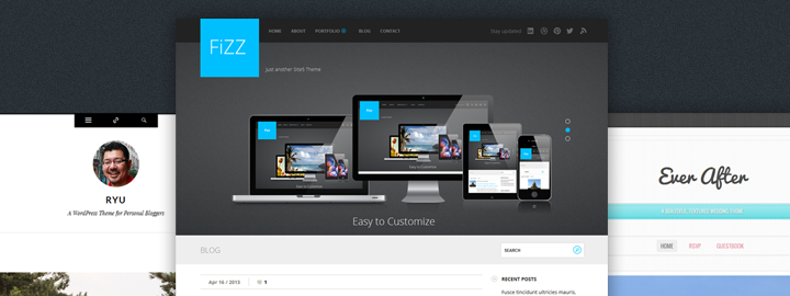 The Very Best Quality Free WordPress Themes from May 2013