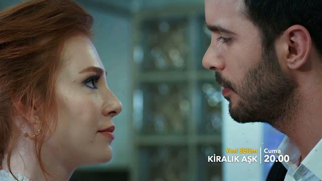 مسلسل حب للايجار Kiralık Aşk إعلان 1+2 الحلقة 35 مترجمة للعربية