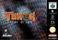 Turok 2: Seeds of Evil N64