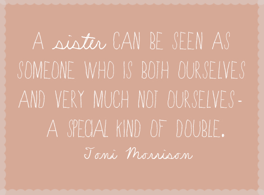 Sister Quotes: Little Sister Quotes On Pinterest