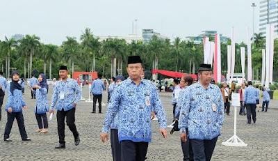 JABATAN FUNGSIONAL UMUM PNS TIDAK BERLAKU LAGI MULAI TAHUN 2017