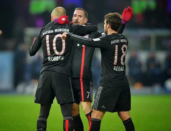 O Bayern de Munique conquistou mais uma vitória dentro da Bundesliga 1fdad5ea03b04