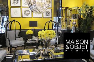 Парижская выставка Maison & Objet 2018