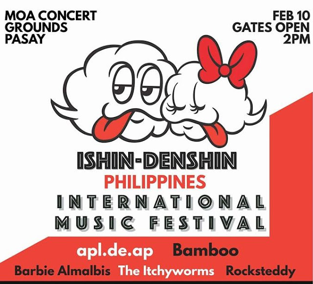 Watch out for the first ever Japanese - Filipino music festival in the country