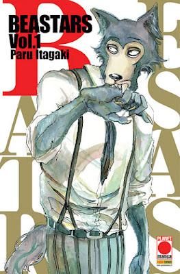 Beastars Paru Itagaki Manga Recensione Planet Manga