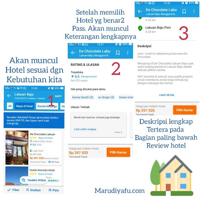 Harga hotel murah, hotel traveloka, hotel murah di labuan bajo, labuan bajo, traveloka