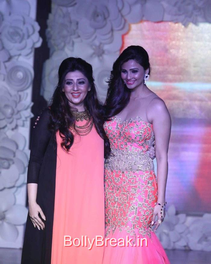 Archana Khochar, Daisy Shah, Hot HD Images of Shriya Saran On The Ramp at 'Main Tamanna 2' First Look Launch