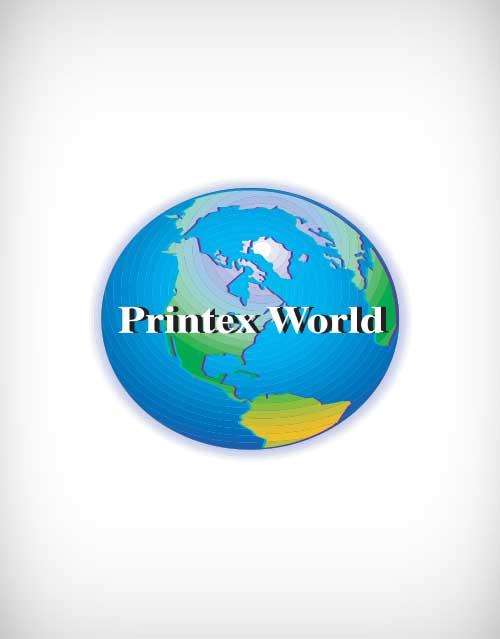 printex world vector logo - designway4u