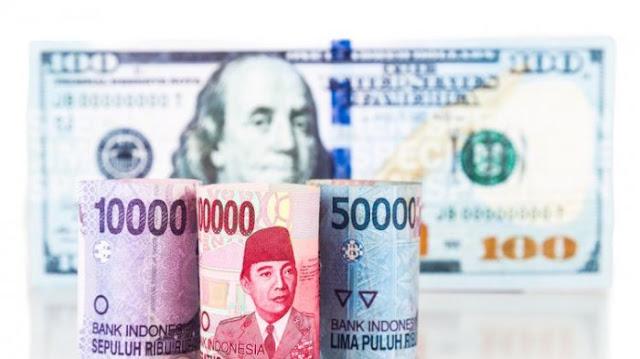 nilai rupiah Indonesia