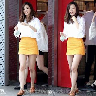 Foto Kang Seulgi Red Velvet Cantik Banget