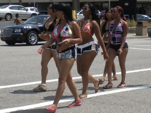 Black Ass Parade
