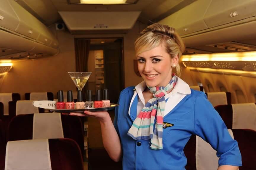 Uçak Yolculuklarında İçeceklerin Tadı Daha Lezzetli Gelebilir