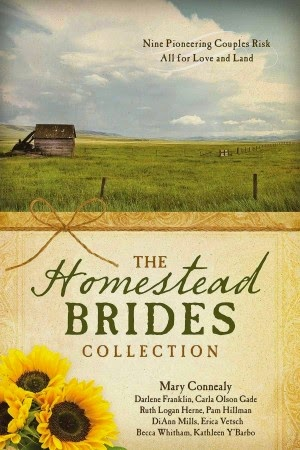 BookReview The Homestead Brides Collection by Barbour Press