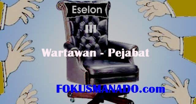 Oknum Wartawan Jadi Calo Jabatan, Catut Nama Walikota Manado