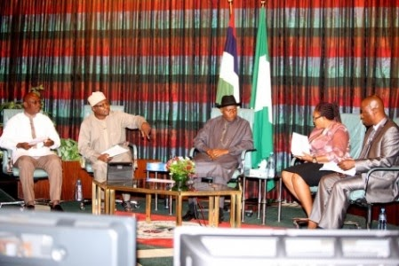 President Jonathan Slams Borno Governor Over Comment On Boko Haram