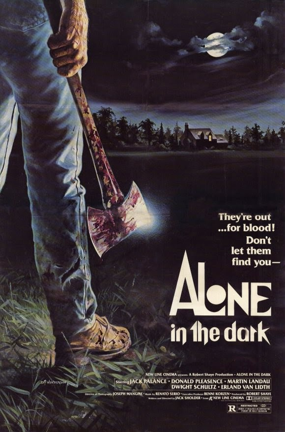 Alone In The Dark (1982) poster