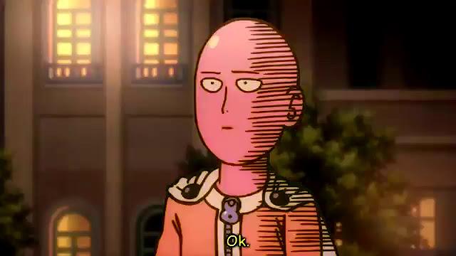 Saitama karakter one punch man