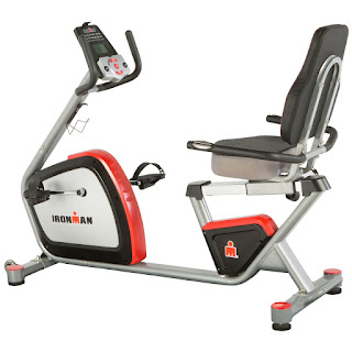 Ironman H-Class 410 Recumbent Bike, review plus buy at discounted low price