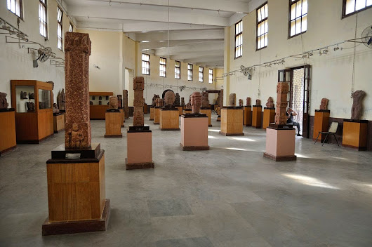 Government Museum in Mathura, Uttar Pradesh ~ Tourist Places in India