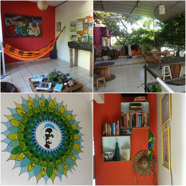 Onde ficar pagando barato em Recife: Ramon Hostel Bar