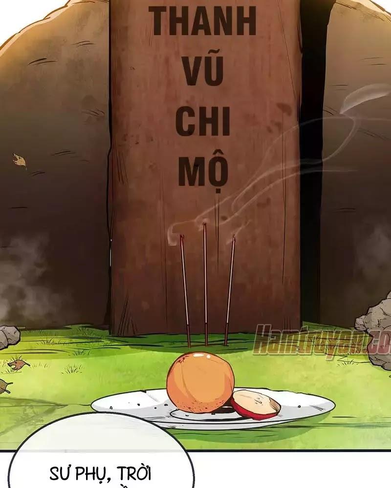 Võ Hồn Tuyệt Thế chap 1 - Trang 40