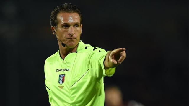 Ιταλός διαιτητής θα σφυρίξει τον αγώνα Ελλάδα-Φινλανδία